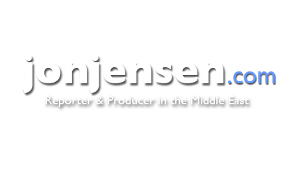 Jon Jensen | Reporter & Producer in the Middle East